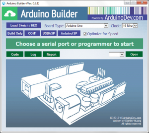 Download Arduino Builder - utilitas standalone