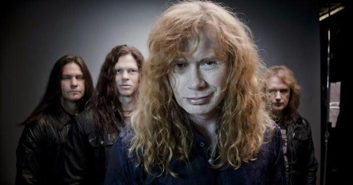 El guitarrista y el baterista de Megadeth dejan la banda