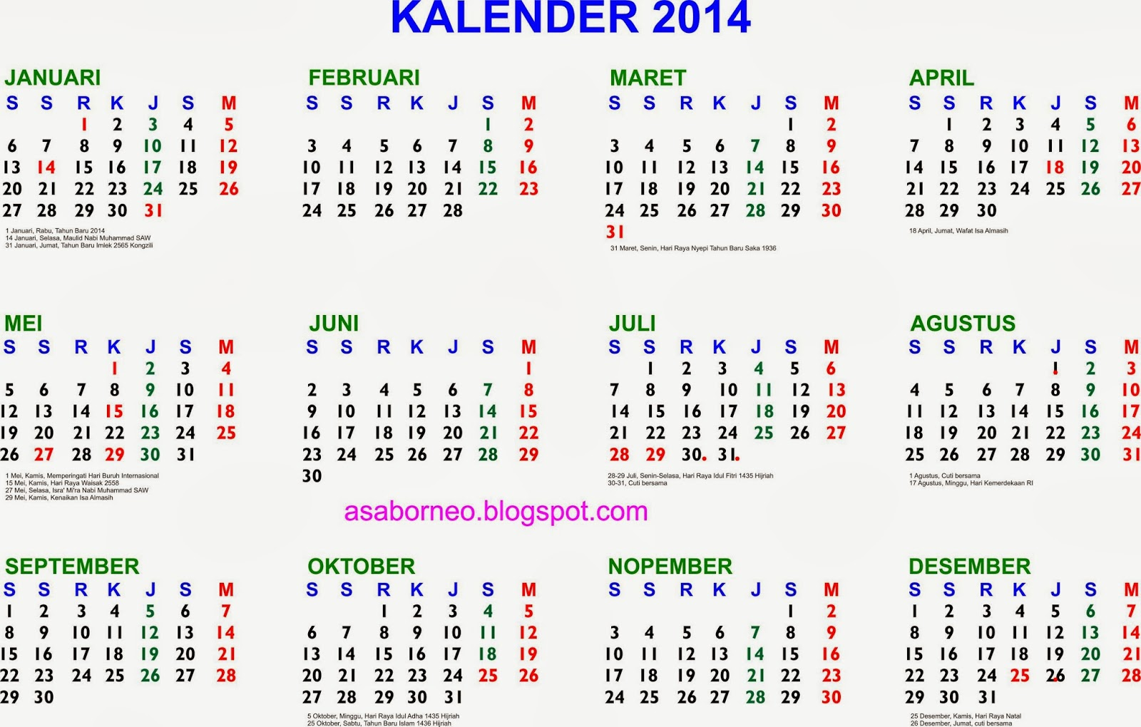 kalender desember 2014 new calendar template site. Black Bedroom Furniture Sets. Home Design Ideas