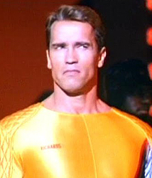 O Sobrevivente - Arnold Schwarzenegger