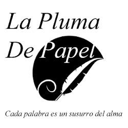 La pluma de papel