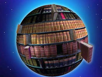 El saber del mundo está en los libros.