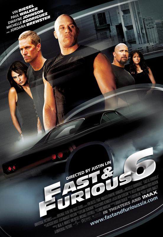 Fast and Furious 6 Menghidupkan Kembali Michelle Rodriguez