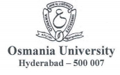 Osmania University Ph.D admission 2012