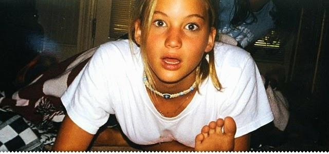 Hipernovas: Fotos de Jennifer Lawrence antes da fama (31 Imagens)