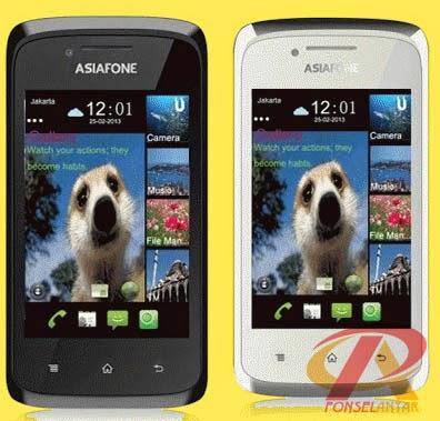 Asiafone AF 9190 memiliki kamera sebesar 2 MP untuk kamera utama di ...