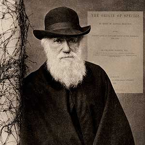 Charles Darwin (1809-1882)