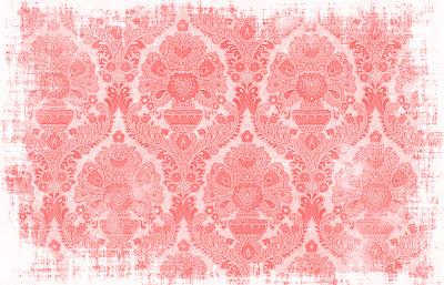 fondo victoriano en tonos rosas