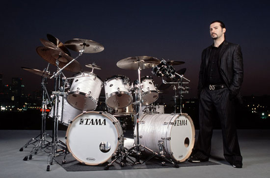 System Of A Down Drum Set