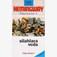 Silahlara Veda Ernest Hemingway kitap Özeti