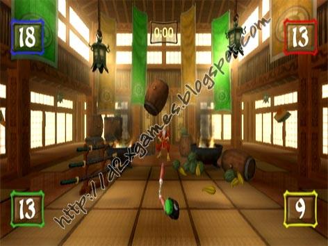 Free Download Games - Ninja Reflex