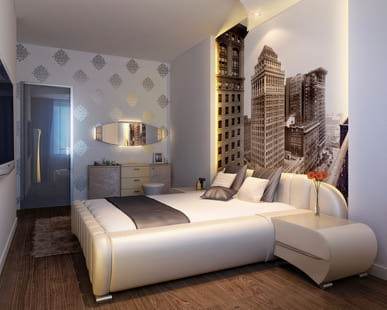 Eclectic-Bedroom-Design-Ideas-Fotolia