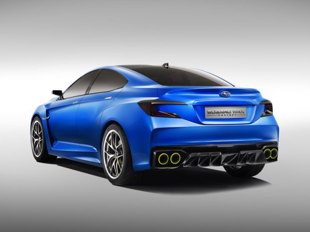 2015 Subaru WRX Concept   Top Auto Car   Car Reviews  Car Concept