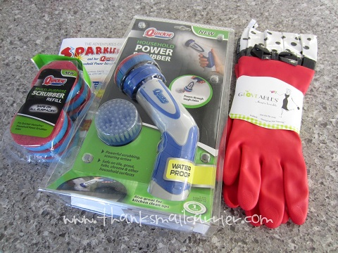 Quickie Power Scrubber review