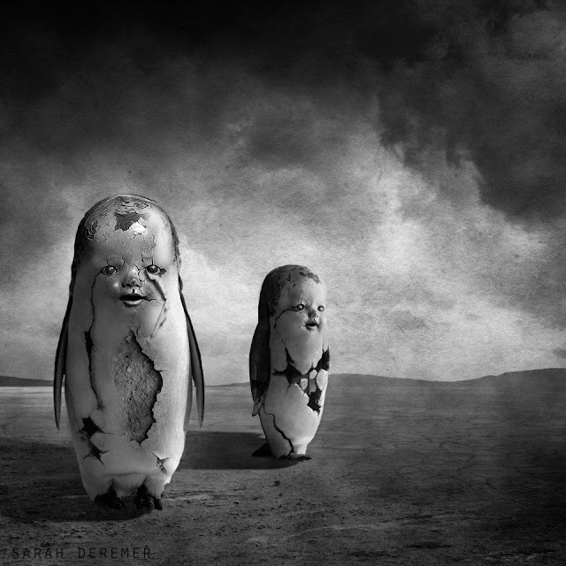 Green Pear Diaries, fotografía, Sarah DeRemer, Surreal Experiments, Experimentos surrealistas