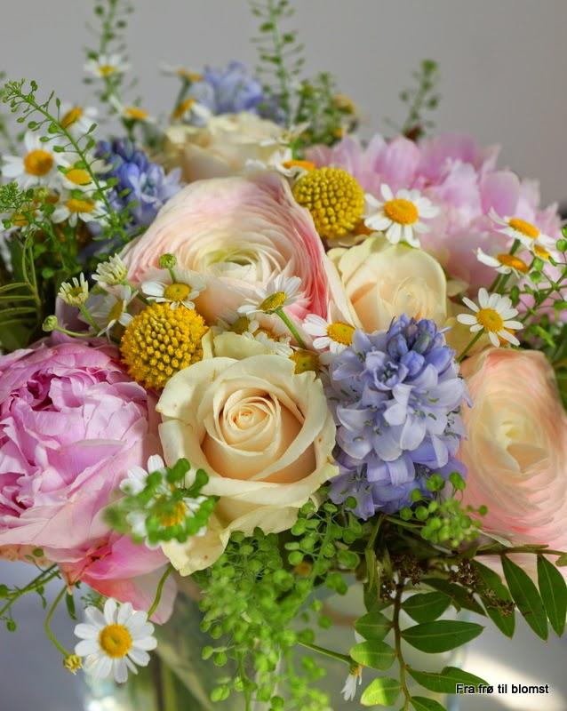 blomster til konfirmation