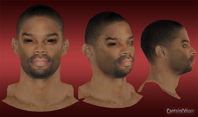 NBA 2K13 Gary Neal Cyberface Mod