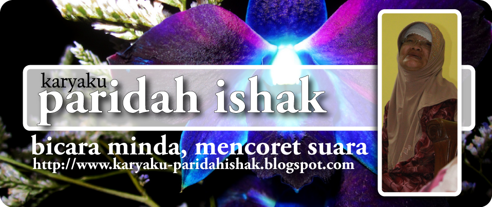 karya ku : paridah ishak