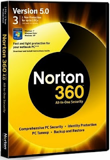 Norton 360 v5.0 + TrialReset v3.3.1