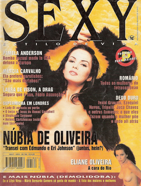Núbia de Oliveira - Sexy 1995