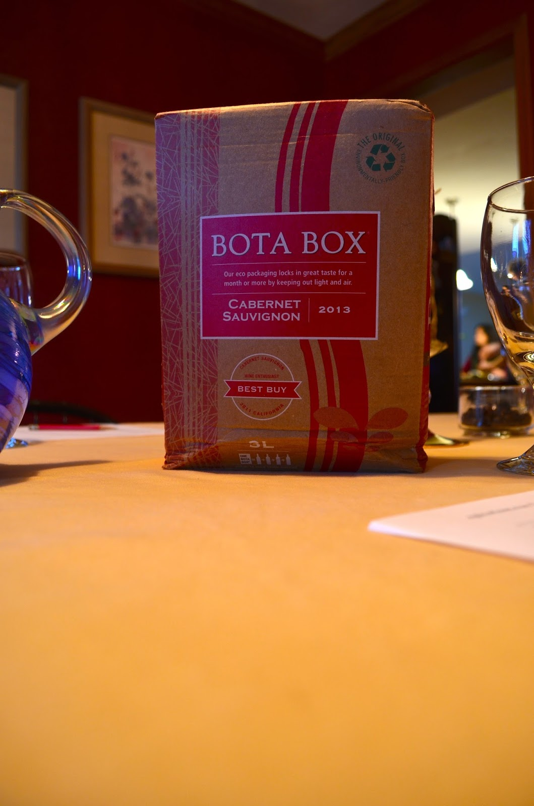 Bota Box Wine Tasting