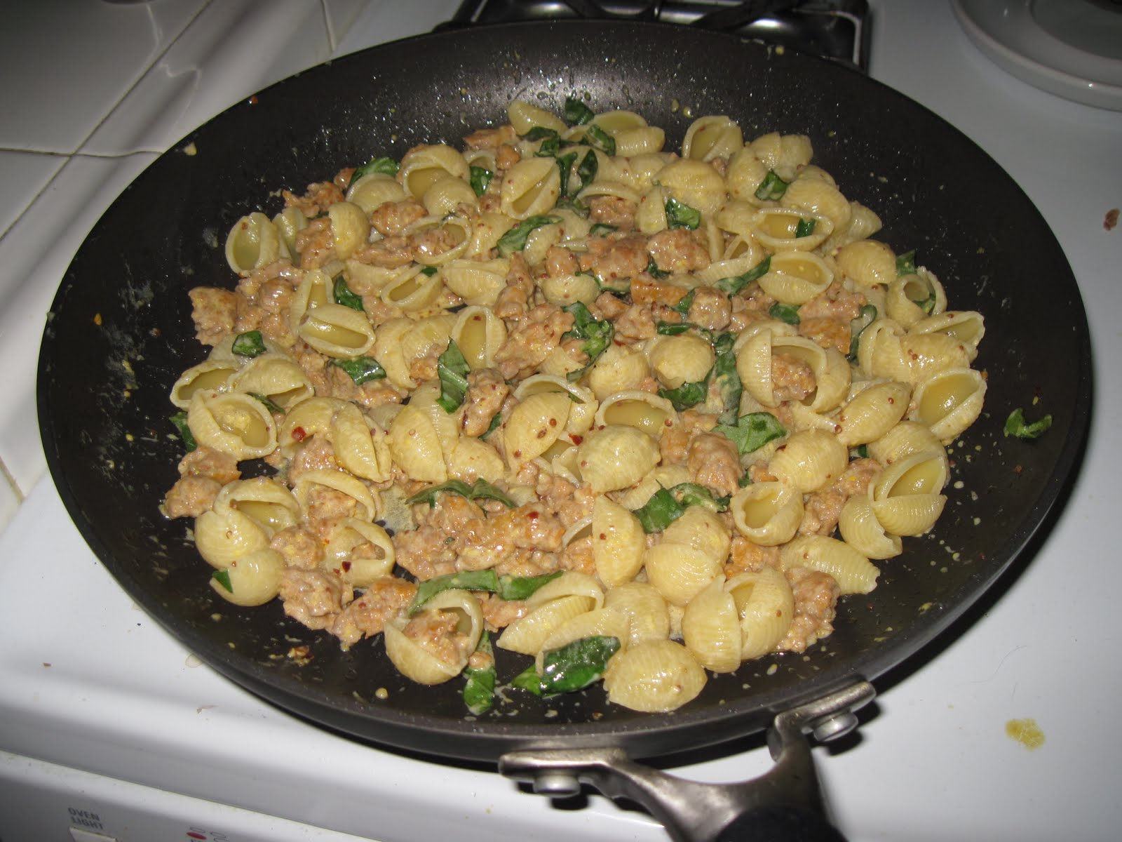 Pasta Without Sauce Olive Oil