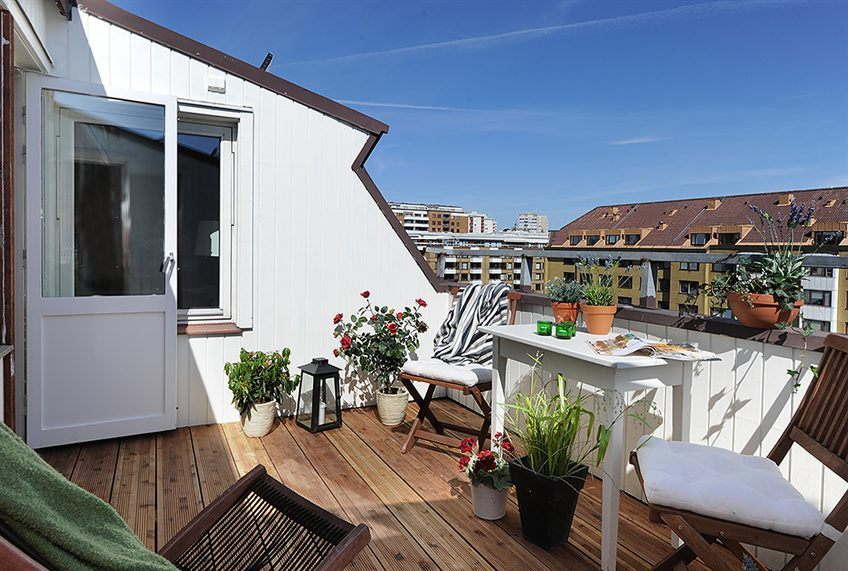 Las mejores terrazas la garbatella blog de decoraci n for Terrazas bonitas