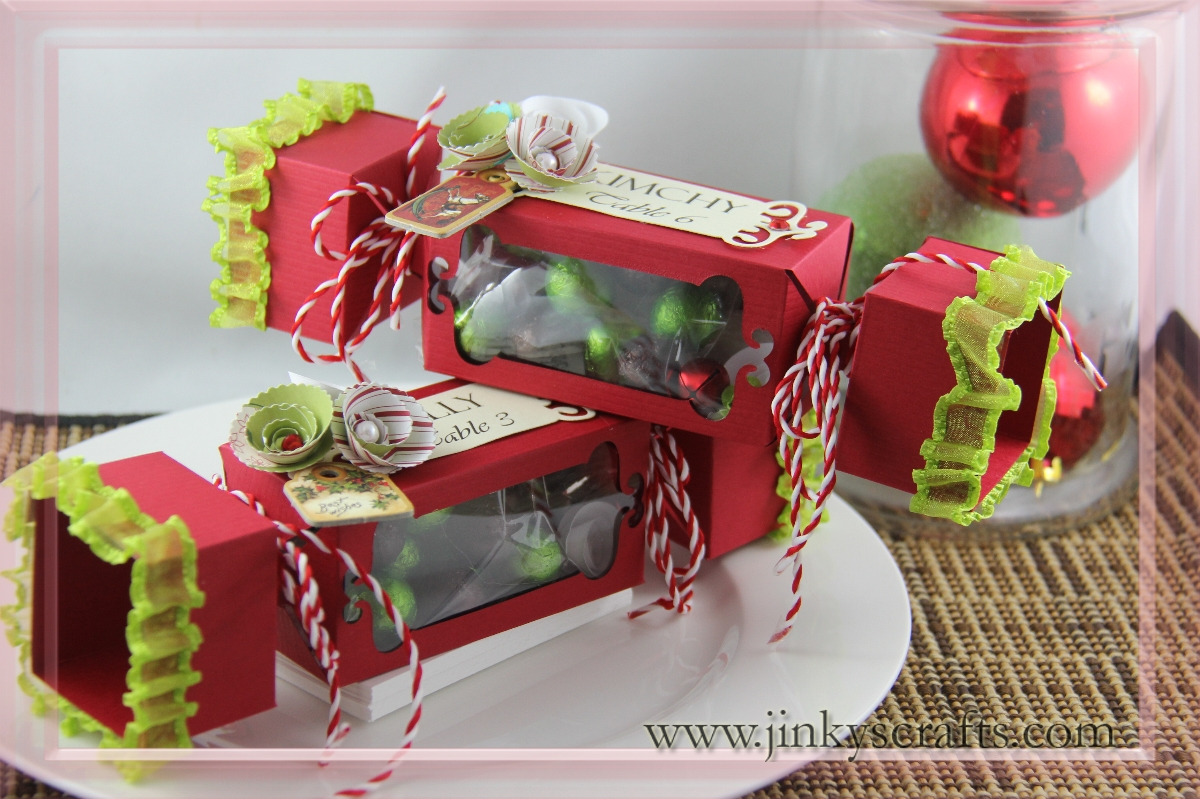 christmas candy treat box - Christmas Candy Boxes