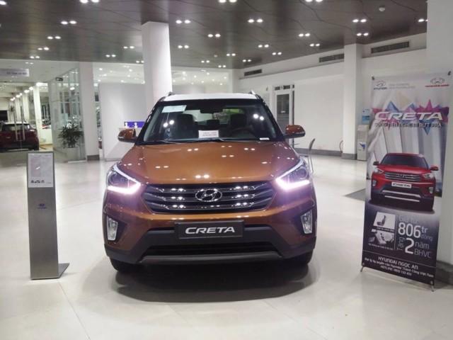 Hyundai Creta thế hệ mới 2