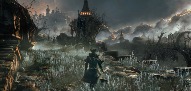 7 Minutes of Bloodborne Footage