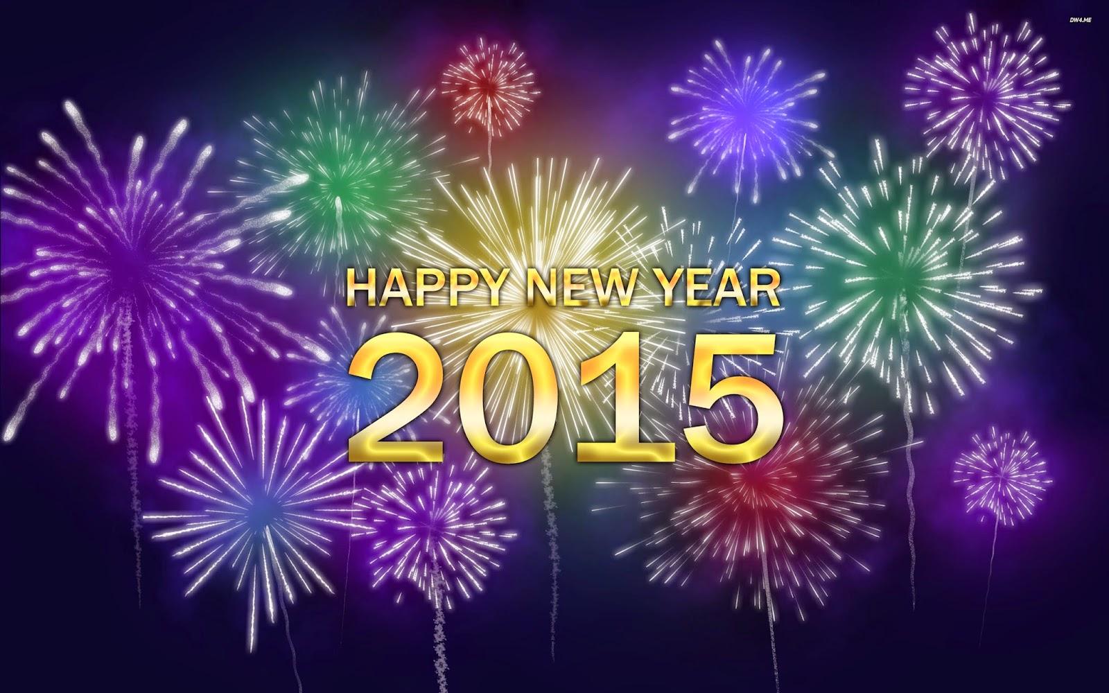 خلفيات سنة جديدة 2015