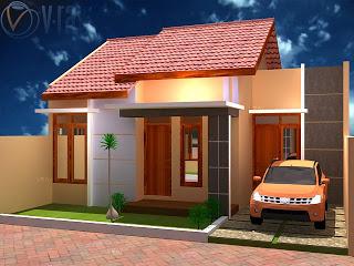Contoh Gambar Desain Rumah Minimalis Type 70 Ud Aurelia Sanjaya