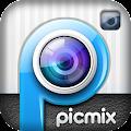 PicMix Aplikasi Android untuk mengedit dan menggabungkan foto