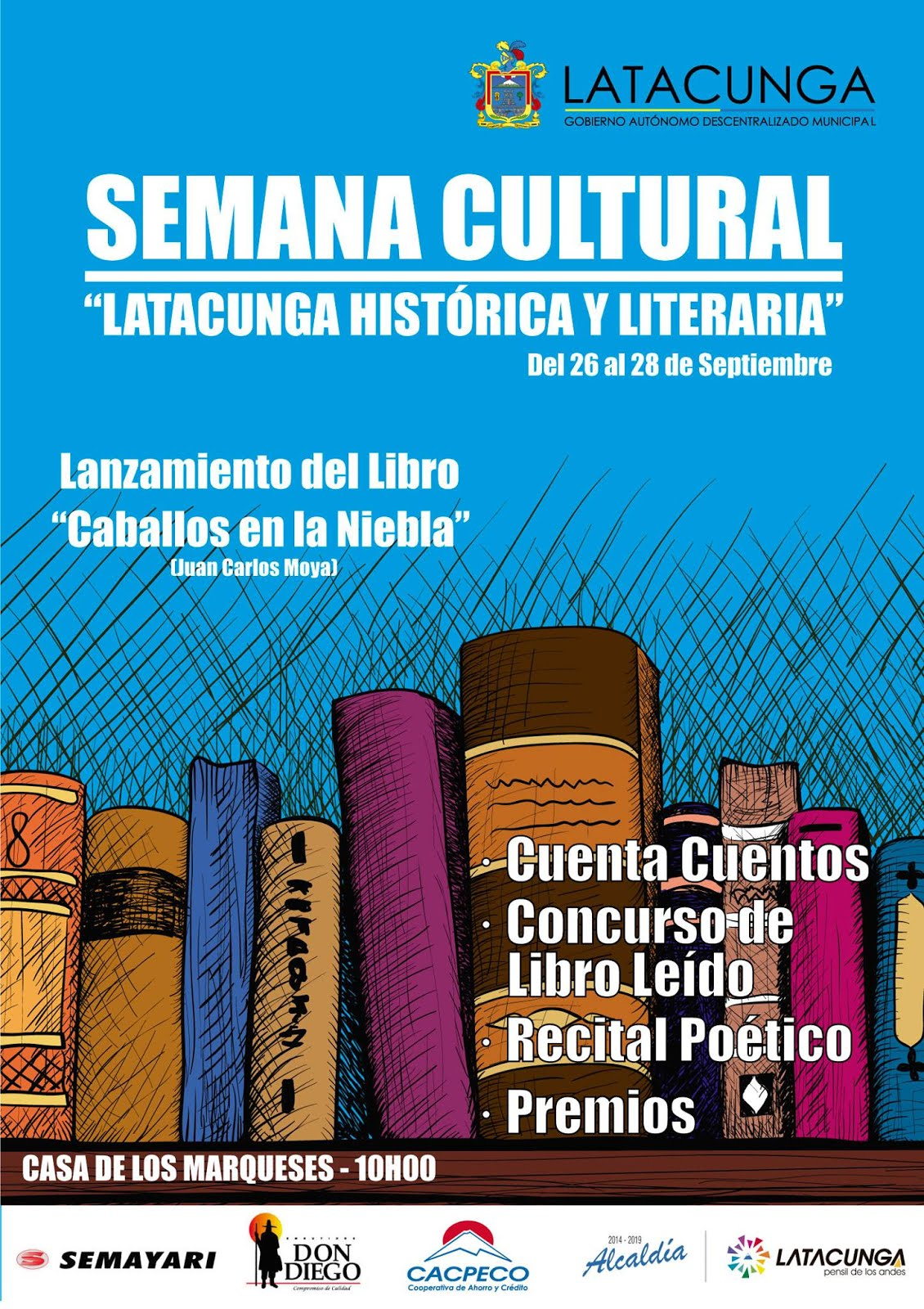 Latacunga Histórica y Literaria 2018