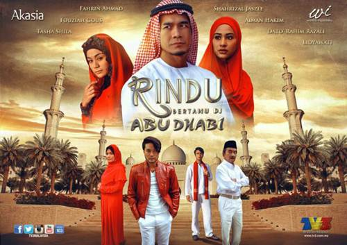 Rindu Bertamu Di Abu Dhabi, Slot Akasia TV3 (Download)