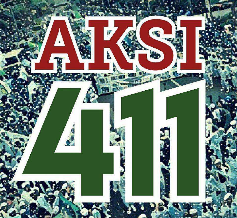 Mari Dukung Aksi 411 Ummat Islam