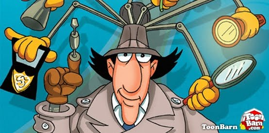 Inspector Gadget Cartoon Wallpaper