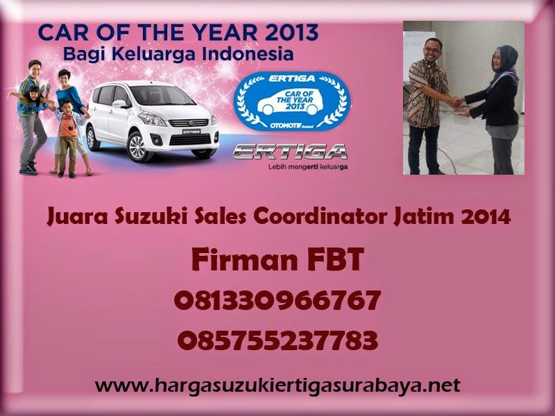 Harga OTR Suzuki Ertiga UMC Dan SBT Surabaya Sidoarjo Bangkalan Pamekasan Info Firman FBT 085755237783