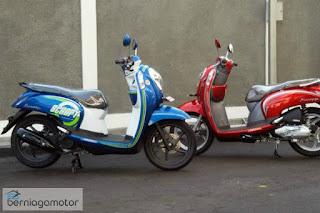 Harga Honda Scoopy