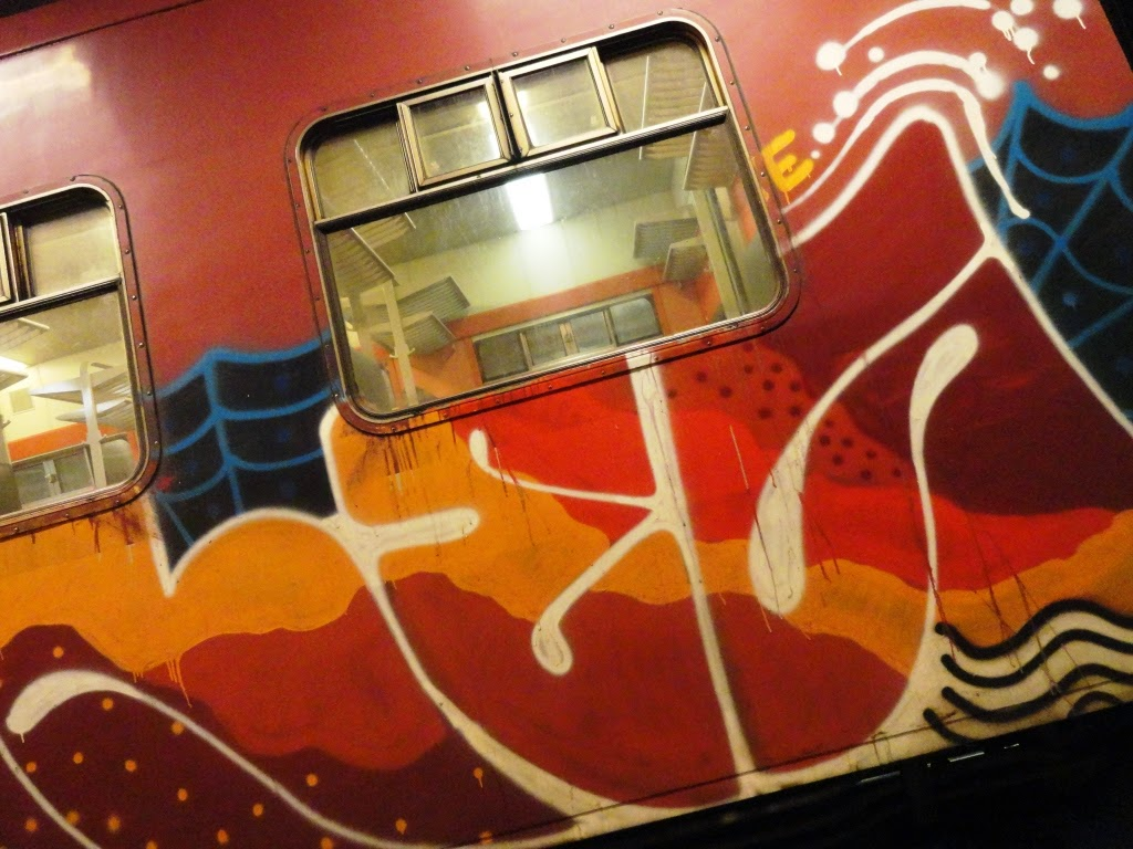 Graffiti art animals - Animals
