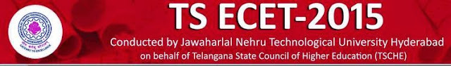 Telangana ECET Hall Ticket 2015
