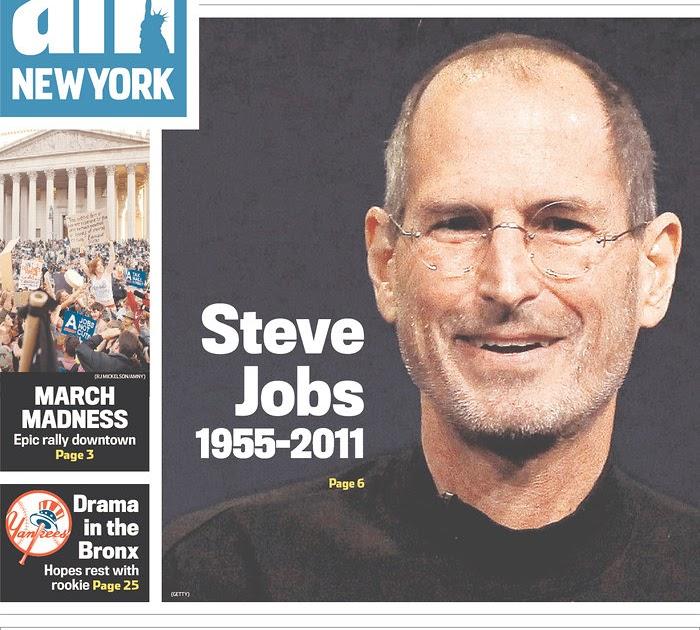 Steve jobs release date