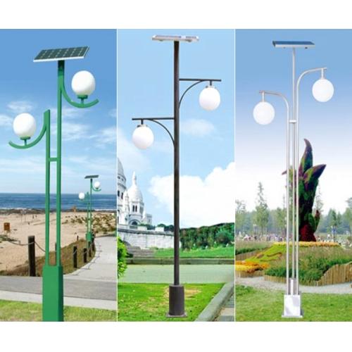Cột đèn trang trí sân vườn, công viên, đường phố