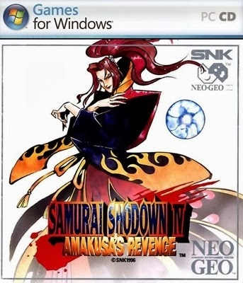 Download Samurai Shodown IV: Amakusa's Revenge (PC)