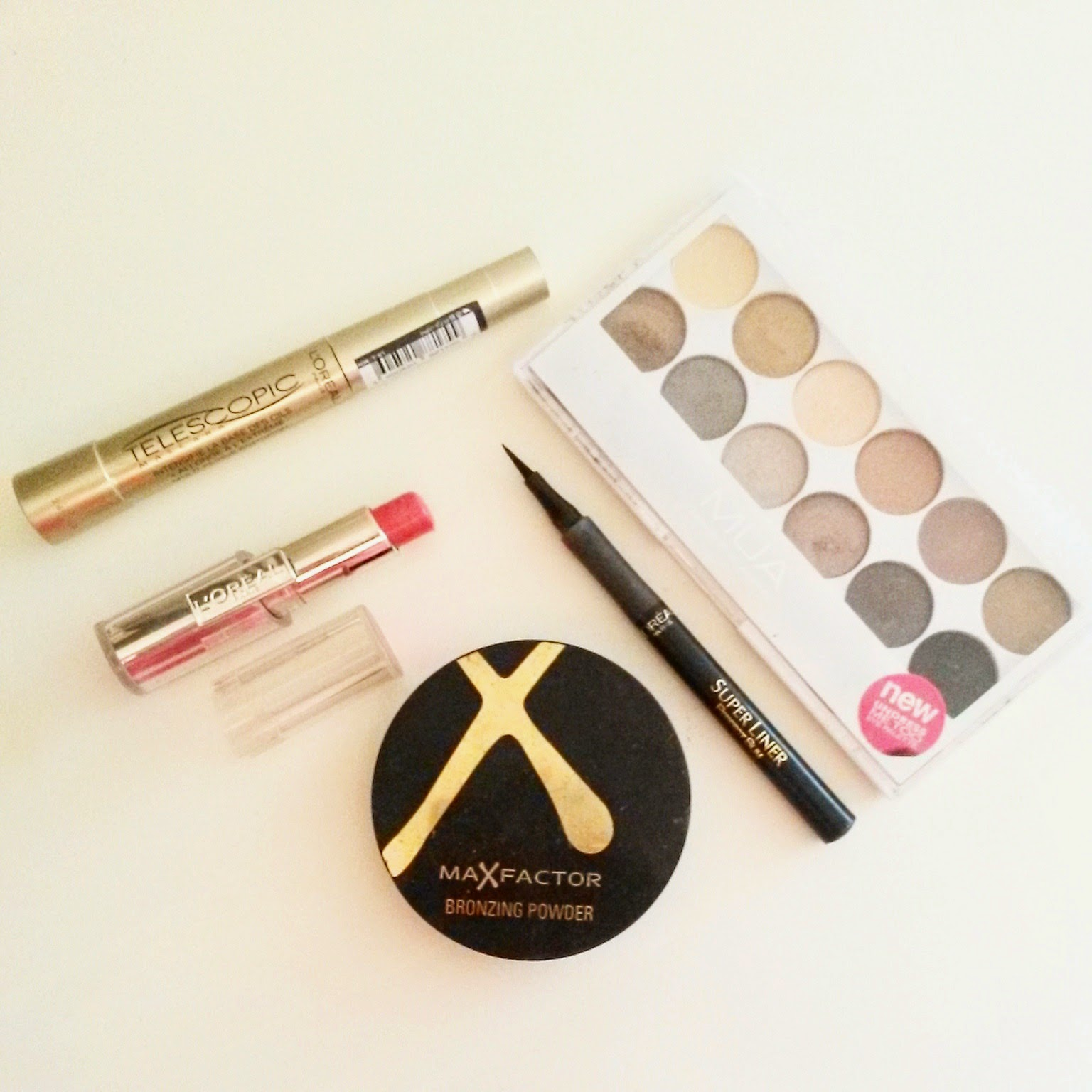 Best drugstore highstreet makeup