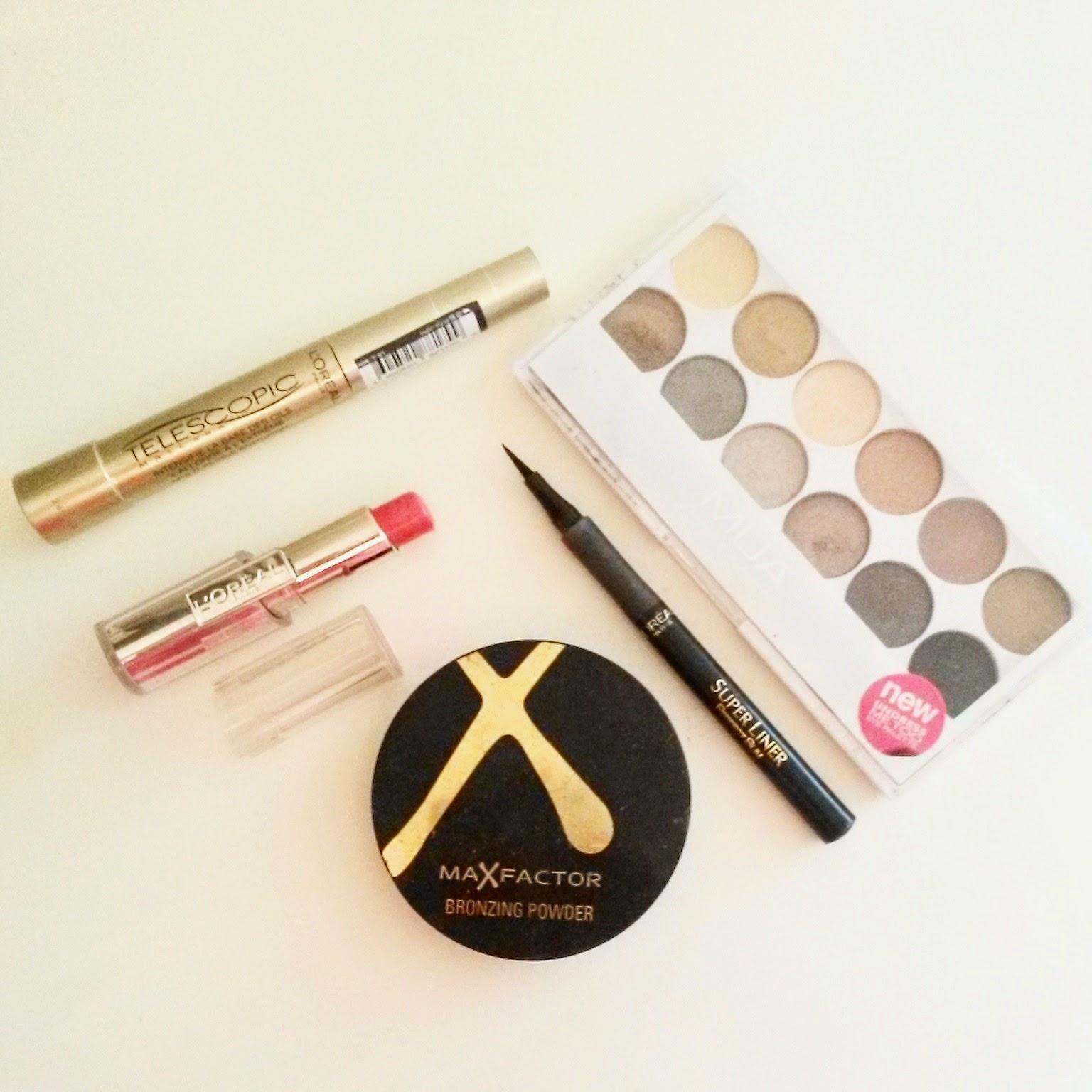 Best drugstore highstreet makeup