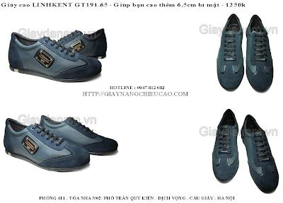 Giày nam đẹp GT191. 65