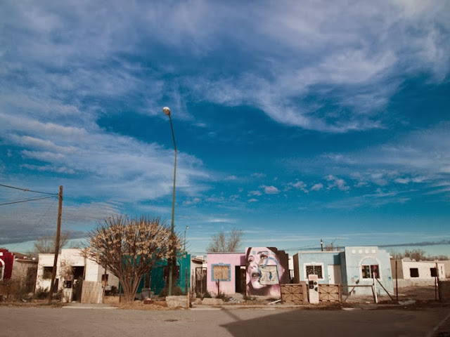 New Street Art Murals By Australian Artist RONE in Juarez, Mexico and Brunswick, Australia. 4