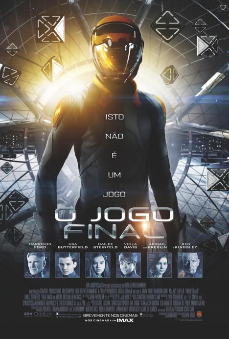 Ender's Game – O Jogo Final
