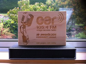 Write On: OAR Air Award Winner 2011